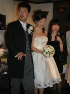 宮地さん 祝ご結婚1